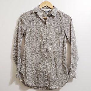 Old Navy The Tunic Button Down Shirt